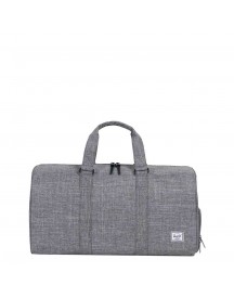 Herschel Supply Co. Novel Mid-volume Duffle Raven Crosshatch Weekendtas afbeelding