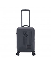 Herschel Supply Co. Trade Power Carry On Trolley Black/black Harde Koffer afbeelding