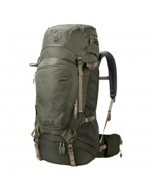 Jack Wolfskin Highland Trail Xt 50 Woodland Green Backpack afbeelding