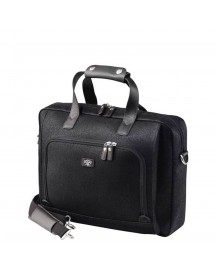 Jump Solero Laptop Briefcase One Compartiment 15.4'' Black afbeelding