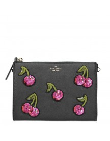 Kate Spade Ma Cherie Dilon Cherries Clutch Multi Damestas afbeelding