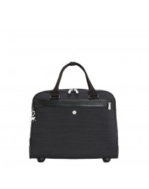 Kipling New Ceroc Business Trolley True Dazz Black afbeelding