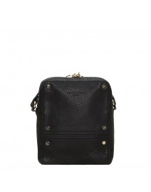 Liebeskind Mix N´patch Pebble Crossbody Bag S Black afbeelding
