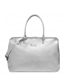 Lipault Miss Plume Weekend Bag M Fl Titanium Weekendtas afbeelding