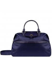 Lipault Plume Avenue Duffle Bag Night Blue Weekendtas afbeelding