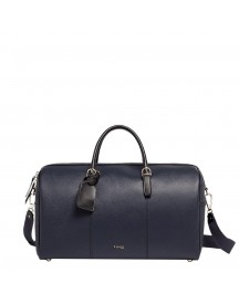 Lipault Variation Duffle Bag Navy/black Weekendtas afbeelding