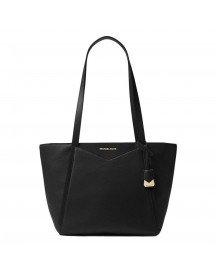 Michael Kors Whitney Top Zip Tote Small Black afbeelding