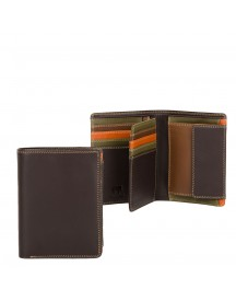 Mywalit Men Wallet With Inner Leaf & Coin Pocket Safari Multi afbeelding
