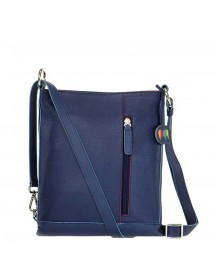 Mywalit Zurich Cross Body Blue afbeelding