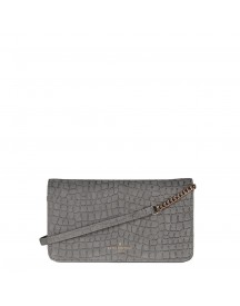 Pauls Boutique Lavenham Renee Clutch Bag Grey afbeelding