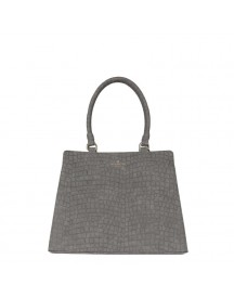 Pauls Boutique Lavenham Suki Top Handle Bag Grey afbeelding