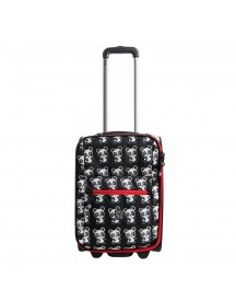 Pick & Pack Cute Panda Kindertrolley Black Multi afbeelding