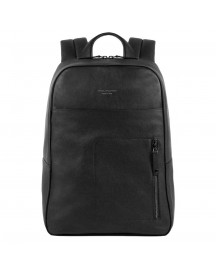 Piquadro David Computer Backpack Black afbeelding