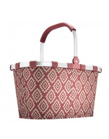 Reisenthel Shopping Carrybag Diamonds Rouge Trolley afbeelding