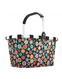 Reisenthel Shopping Carrybag Happy Flowers Trolley afbeelding