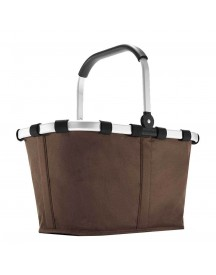Reisenthel Shopping Carrybag Mocca Trolley afbeelding