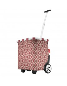 Reisenthel Shopping Carrycruiser Diamonds Rouge Trolley afbeelding