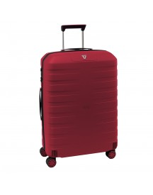 Roncato Box 2.0 4 Wiel Trolley Medium 69 Red Harde Koffer afbeelding