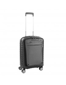 Roncato Double Premium 4 Wiel Trolley Xs Anthracite Harde Koffer afbeelding