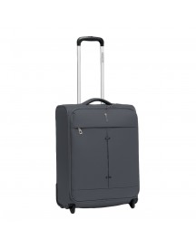 Roncato Ironik 2 Wheel Cabin Trolley 55 Anthracite Zachte Koffer afbeelding