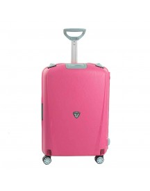 Roncato Light 4 Wiel Trolley 68 Fucsia Harde Koffer afbeelding