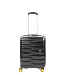 Roncato Stellar 4 Wiel Cabin Trolley Exp Antracite Harde Koffer afbeelding