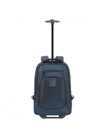 Samsonite Cityscape Evo Laptop Backpack / Wheels 15.6'' Blue Reistas afbeelding