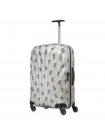 Samsonite Cosmolite Disney Edition Spinner 69 Mickey True Authentic Harde Koffer afbeelding