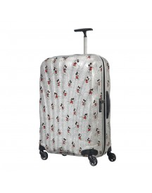 Samsonite Cosmolite Disney Edition Spinner 75 Mickey True Authentic Harde Koffer afbeelding