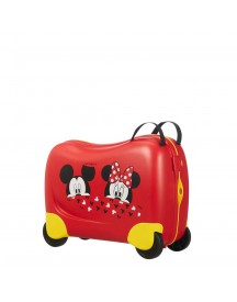 Samsonite Dream Rider Disney Suitcase Mickey/minnie Peeking afbeelding