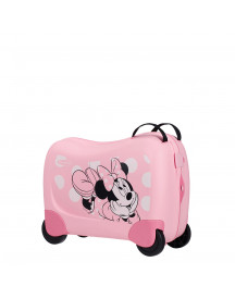 Samsonite Dream Rider Disney Suitcase Minnie Glitter afbeelding