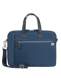 Samsonite Eco Wave Bailhandle 15.6'' Midnight Blue afbeelding