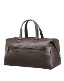 Samsonite Formalite Lth Duffle 52 Dark Brown Weekendtas afbeelding