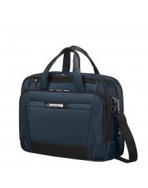 Samsonite Pro-dlx 5 Laptop Bailhandle 15.6'' Expandable Oxford Blue afbeelding
