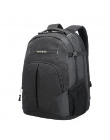 Samsonite Rewind Laptop Backpack L Expandable Black afbeelding