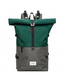 Sandqvist Bernt Backpack Multi Deep Green / Dark Grey afbeelding