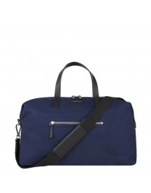 Sandqvist Holly Weekend Bag Blue Weekendtas afbeelding