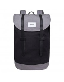Sandqvist Stig Large Backpack Multi Black / Grey afbeelding