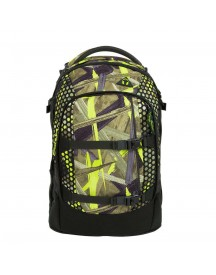 Satch Pack School Rugzak Jungle Lazer afbeelding