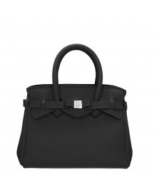 Save My Bag Petite Miss Lycra Handtas Nero afbeelding