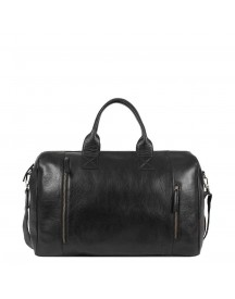 Still Nordic Clean Weekend Bag Black Weekendtas afbeelding