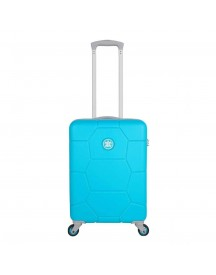 Suitsuit Caretta Playful Trolley 53 Peppy Blue Harde Koffer afbeelding