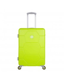 Suitsuit Caretta Playful Trolley 65 Sparkling Yellow Harde Koffer afbeelding