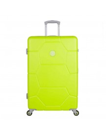 Suitsuit Caretta Playful Trolley 76 Sparkling Yellow Harde Koffer afbeelding