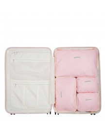 Suitsuit Fabulous Fifties Packing Cube Set 76 Cm Pink Dust afbeelding