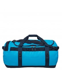 The North Face Base Camp Duffel L Hyper Blue / Cosmic Blue Weekendtas afbeelding