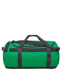 The North Face Base Camp Duffel L Primary Green / Asphalt Grey Weekendtas afbeelding