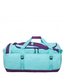 The North Face Base Camp Duffel L Transantarctic Blue / Tillandsia Purple Weekendtas afbeelding