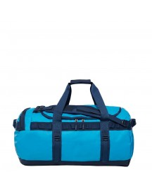 The North Face Base Camp Duffel M Hyper Blue / Cosmic Blue Weekendtas afbeelding