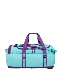 The North Face Base Camp Duffel M Transantarctic Blue / Tillandsia Purple Weekendtas afbeelding